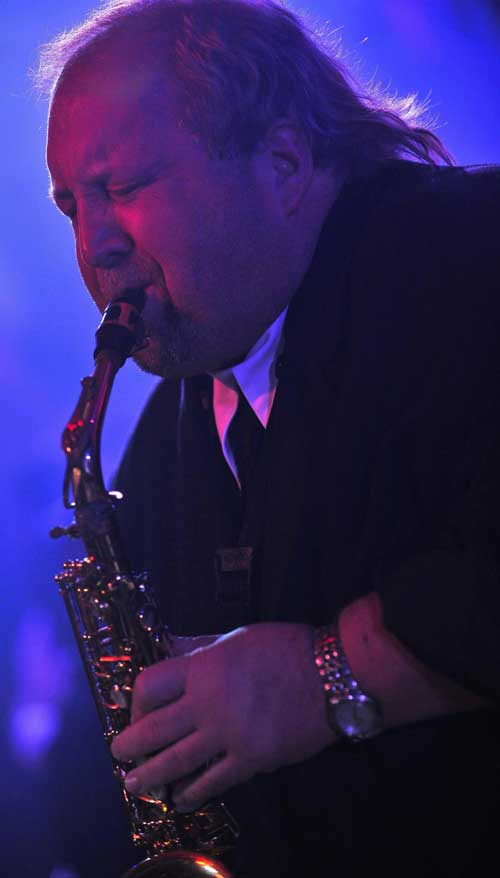 Eric Demmer Band Funky Sundays at Emmit's Place