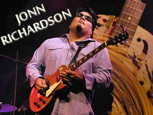 Jonn Richardson live at Emmits Place