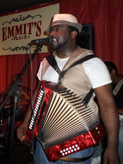 Raa Raa Zydeco at Emmits Place