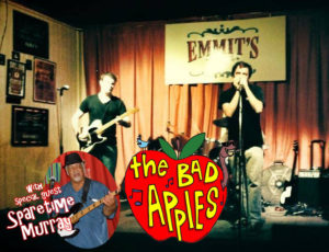 The Bad Apples with Sparetime Murray @ Emmit's Place | Houston | Texas | United States