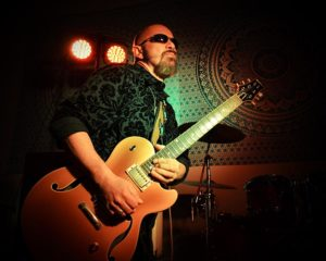 Mark May Band Rockin Sundays @ Emmit's Place | Houston | Texas | United States